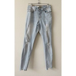 Muse Looks Ergo Distressed Jeans
